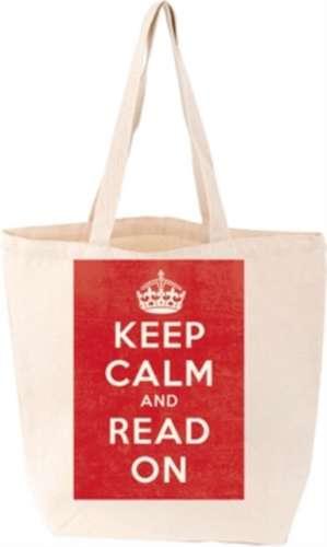 Keep calm. Tote Bag