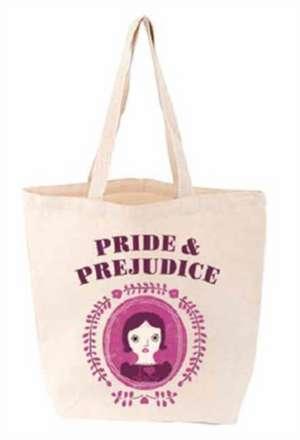 Sacoșă Pride & Prejudice  de Jennifer Adams