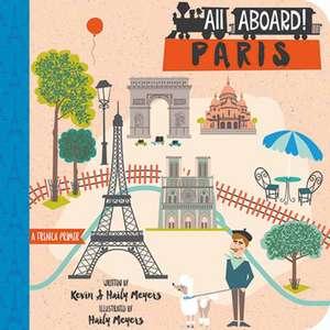 All Aboard! Paris