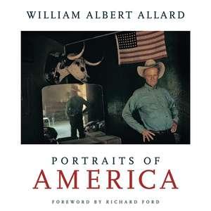 Portraits of America de William Alber Allard