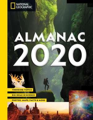 NG Almanac 2020 de cara Santa Maria