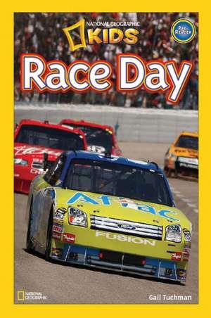 Race Day de Gail Tuchman