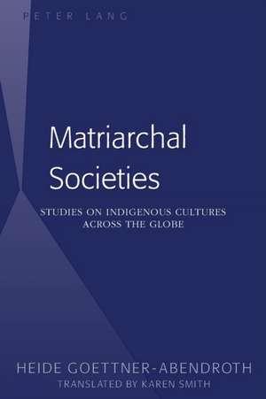 Matriarchal Societies imagine