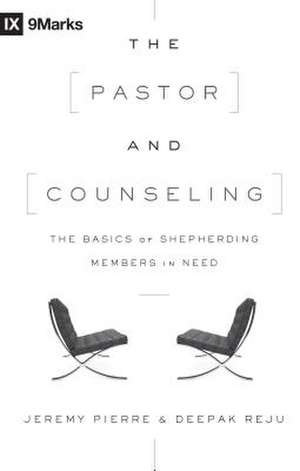The Pastor and Counseling de Jeremy Pierre