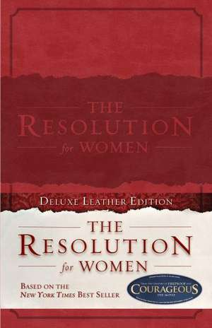 The Resolution for Women, Leathertouch de Priscilla Shirer