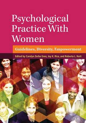 Psychological Practice with Women