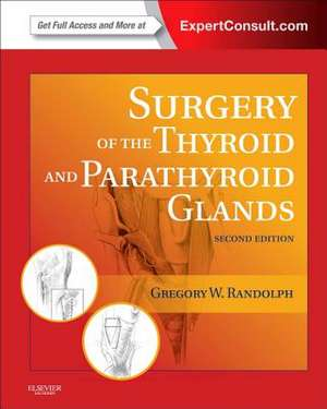 Surgery of the Thyroid and Parathyroid Glands imagine