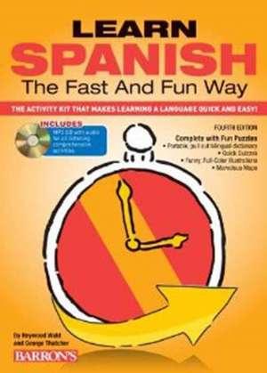 Learn Spanish the Fast and Fun Way imagine