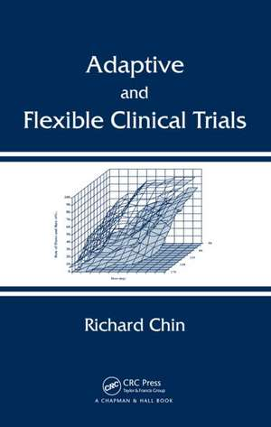 Adaptive and Flexible Clinical Trials