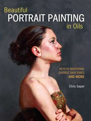 Beautiful Portrait Painting in Oils imagine
