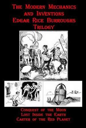 A Trilogy of Stories de Edgar Rice Burroughs
