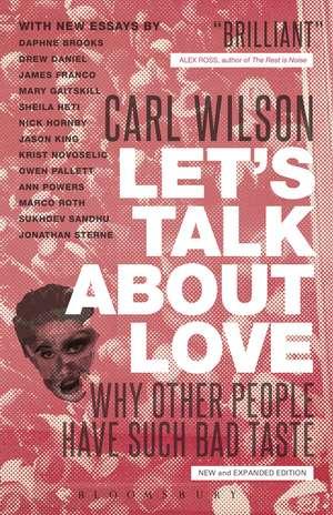 Let's Talk About Love imagine