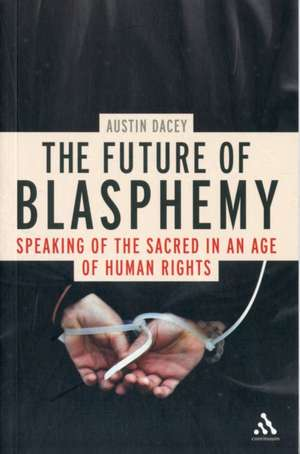 The Future of Blasphemy imagine