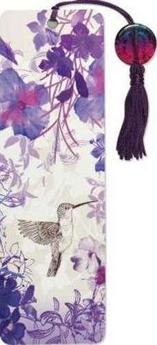 Semn de carte Hummingbird