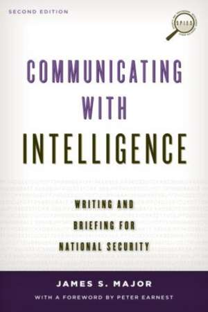 Communicating with Intelligence de James S. Major