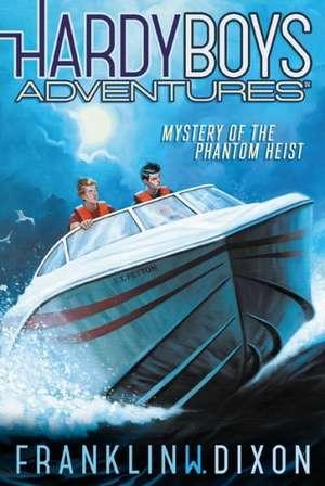 Mystery of the Phantom Heist