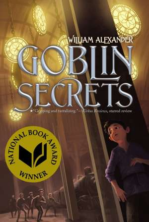 Goblin Secrets de William Alexander