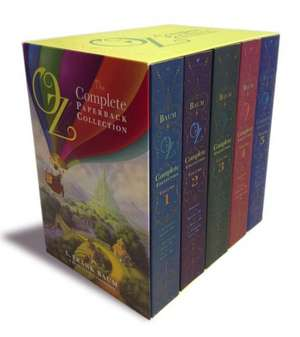 Oz, the Complete Paperback Collection