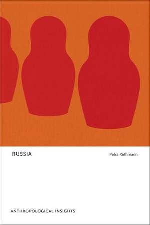 RUSSIA de Petra Rethmann