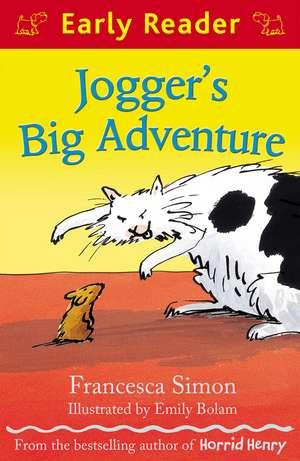 Jogger's Big Adventure de Francesca Simon