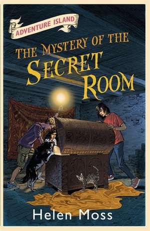 Adventure Island: The Mystery of the Secret Room de Helen Moss
