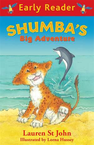 Shumba's Big Adventure de Lauren St. John