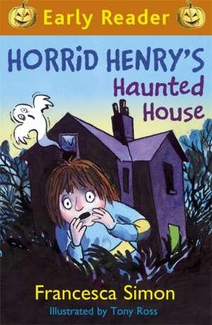 The Haunted House de Francesca Simon