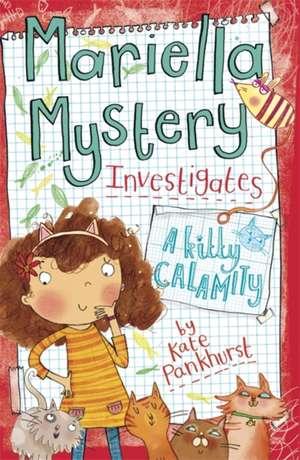 Mariella Mystery 06: A Kitty Calamity