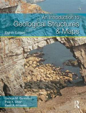 An Introduction to Geological Structures and Maps, Eighth Edition