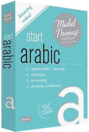 Start Arabic with the Michel Thomas Method