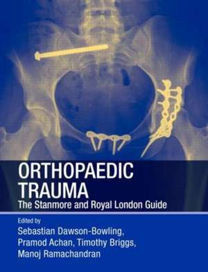 Orthopaedic Trauma de JONATHAN MILES