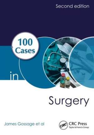 100 Cases in Surgery, Second Edition:  Employment Law de Kevin Burnand