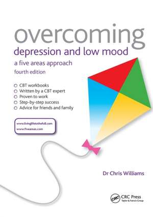 Overcoming Depression and Low Mood de Chris Williams