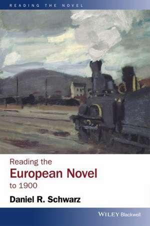 Reading the European Novel to 1900