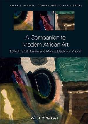 A Companion to Modern African Art de Gitti Salami