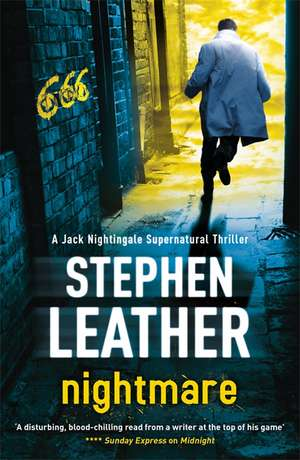 Nightmare de Stephen Leather