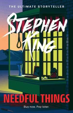 Needful Things de Stephen King