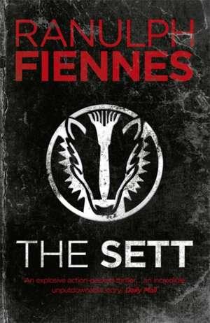 The Sett de Bt OBE Fiennes, Sir Ranulph