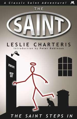 The Saint Steps In de Leslie Charteris