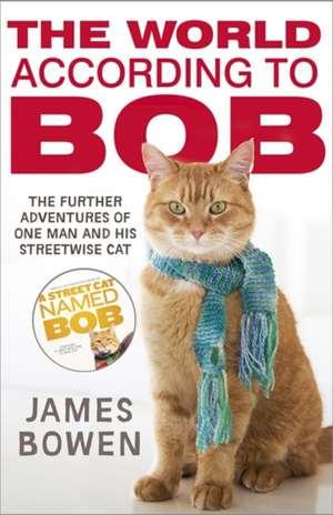 The World According to Bob de James Bowen