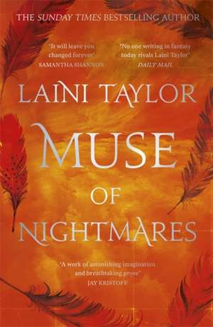Muse of Nightmares de Laini Taylor