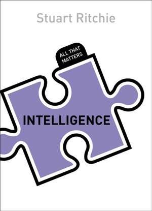 Intelligence de Stuart Ritchie