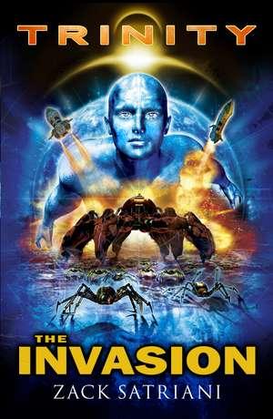 Trinity 3: Invasion de Zack Satriani