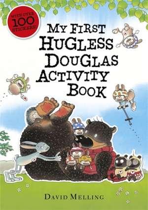 My First Hugless Douglas activity book