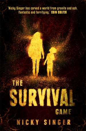 The Survival Game de Nicky Singer