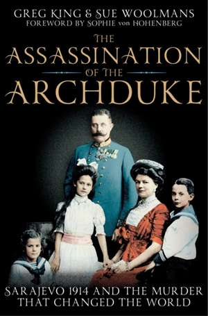 The Assassination of the Archduke imagine