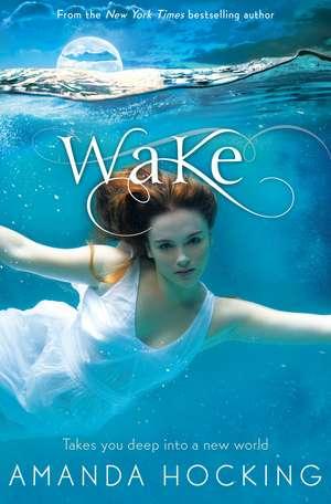 Wake de Amanda Hocking