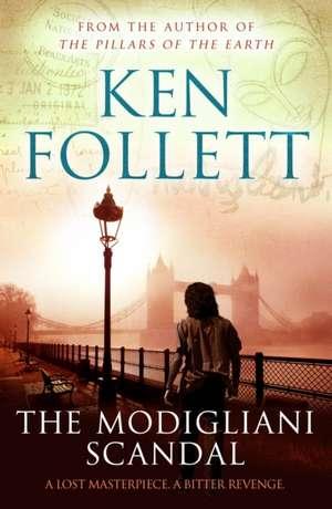 Follett, K: The Modigliani Scandal imagine