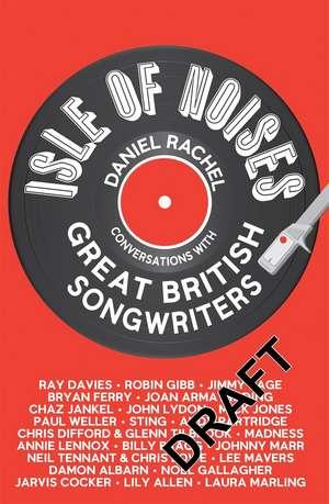 Rachel, D: Isle of Noises de Daniel Rachel