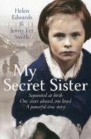 My Secret Sister de Jenny Lee Smith